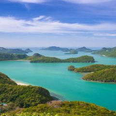 Island Tours by Boat / Trip to Ang Thong Marine Park